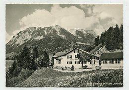 GERMANY - AK 320902 Gasthof Und Cafe Kühlberg Bei Oberstdorf - Oberstdorf