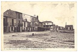 Cpa Le Barcarès - Boulevard St-Ange N°2 - Port Barcares