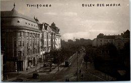 ROUMANIE -- TIMISUARA - Bulev Reg. Maria - Romania