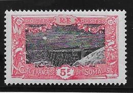 Cote Des Somalis N°99 - Neuf * Avec Charnière - TB - Unused Stamps