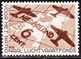 1935 Luchtvaartfondszegel Ongestempeld NVPH 278 - Periode 1891-1948 (Wilhelmina)