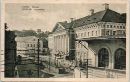 ESTONIE --  Dorpat - Universitat - Estonie