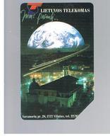 LITUANIA (LITHUANIA) -  1997  THE WORLD FOR YOU - USED - RIF. 10606 - Lituania