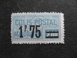 C). TB Timbre Colis Postaux N° 41, Neuf XX. - Colis Postaux