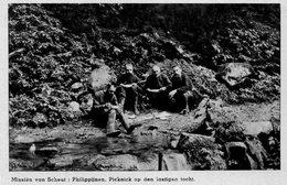 De Philippijnen - Picknick Op Den Lastigen Tocht - Philippines