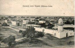 Aden. General View Sheikh Othman - Yemen