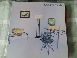 Elton John- The Fox - Rock
