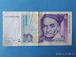 10 Marki 1993 - [ 7] 1949-… : FRG - Fed. Rep. Of Germany