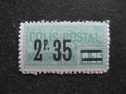 C). TB Timbre Colis Postaux N° 44, Neuf XX. - Colis Postaux