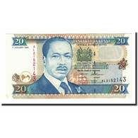 Billet, Kenya, 20 Shillings, 1996-01-01, KM:35a2, NEUF - Kenya