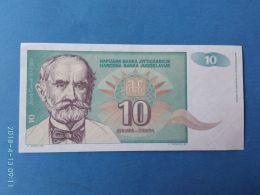 10 Dinari 1994 - Jugoslavia
