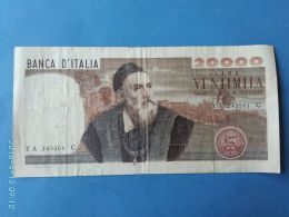 20000 Lire 1974 - [ 2] 1946-… : Repubblica