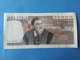 20000 Lire 1974 - [ 2] 1946-… Republik
