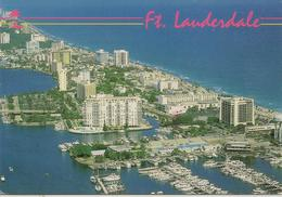 CPM Etats Unis, Fort Lauderdale Venice Of America - Fort Lauderdale