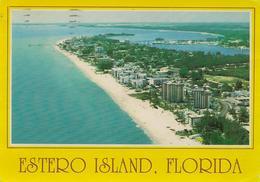 CPM Etats Unis, Fort Myers Beach, Estero Island - Fort Myers