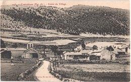 FR66 FONTRABIOUSE - Brun 243 - Entrée Du Village - Belle - Francia