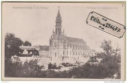 18 Châteauneuf Sur Cher - Cpa / La Basilique. - Chateauneuf Sur Cher