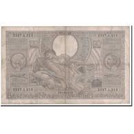 Billet, Belgique, 100 Francs-20 Belgas, 1935, 1935-11-27, KM:107, TB - 100 Francs & 100 Francs-20 Belgas