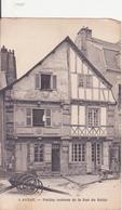 CPA - 5. AURAY - Vieilles Maisons De La Rue De Belzic - Auray