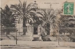 CPA -  RELIZANE - LA MAIRIE  - 1 - P. S. - Otras Ciudades
