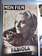 Mon Film Fabiola M Morgan H Vidal - Journaux - Quotidiens