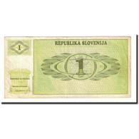 Billet, Slovénie, 1 (Tolar), 1990, KM:1a, TB - Slovénie