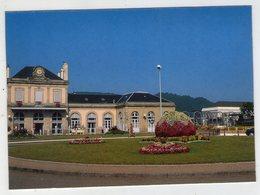 CP.  88 . REMIREMONT . LA GARE - Remiremont