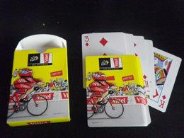 Jeu De 54 Cartes à Jouer - CYCLISME - TOUR DE FRANCE 2016 - VITTEL - 54 Cartes