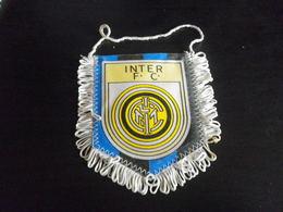 Fanion Football - INTER MILAN - Habillement, Souvenirs & Autres