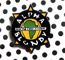 1 Pin's Alpha Blondy - Music
