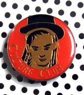 1 Pin's CULTURE CLUB - Boy George - Music
