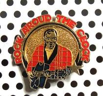1 Pin's BILL HALEY - Rock Around The Clock - Music