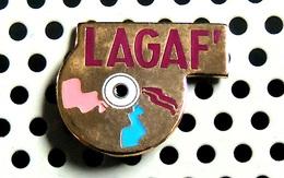1 Pin's Humoriste Et Animateur LAGAF' - Music