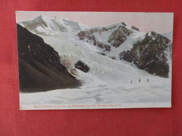 Mount Tasman _Hockstetter Ice Fall Southern AlpsNew Zealand >ref 2916 - New Zealand