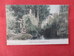 Upper Avon Christchurch   New Zealand >ref 2916 - New Zealand