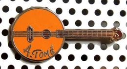 1 Beau Pin's Banjo D'Antoine Tomé ( éditeur Decat ) - Music