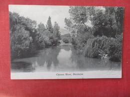 Opawa River  Blenheim  New Zealand >ref 2916 - New Zealand