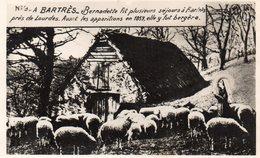 CPA BARTRES - LA BERGERIE DE BERNADETTE - France