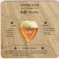 Sous Bock - Leffe Blonde - Appréciez Toutes Les Saveurs De ... - Bierviltjes