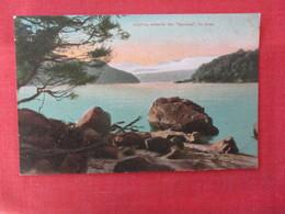 "Looking Towards The ""Narrows"" To Anau  New Zealand >ref 2916 - New Zealand"