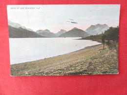 Head Of Lake Wakatipu   Has Stamps & Cancel   New Zealand >ref 2916 - New Zealand