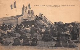 ¤¤    - ILE-D'YEU    -  Fête à La Chapelle De La Meule , Le Lundi De Pâques     -  ¤¤ - Ile D'Yeu