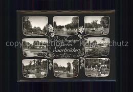 41966714 Saarbruecken Deutsch Franzoesischer Garten Im Deutschmuehlental Bromsil - Saarbruecken