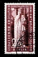 Allemagne Berlin 1957 Mi.Nr: 173 Jahrestagung   Des...  Oblitèré / Used / Gebruikt - [5] Berlijn