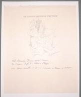 Ex-libris Moderne XXème Illustré -  Allemagne - OTHMAR FRITSCH - Ex Libris