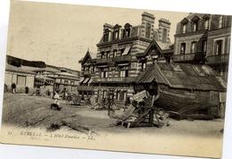 76 ETRETAT - L'Hôtel Hauville - LL N° 35 - Etretat
