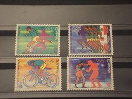 ETHIOPIA - 1972 GIOCHI MONACO  4 VALORI - NUOVI(++) - Ethiopie