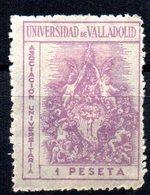 Viñeta Universidad De Valladolid 1pts - España