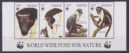 1994 WWF: GHANA - MNH ** - W.W.F.