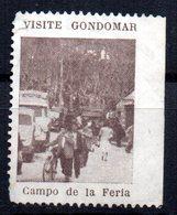 Viñeta Visite Gondomar Campo De La Feria - España